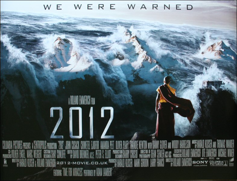 2012 2009 Movie Reviews 101