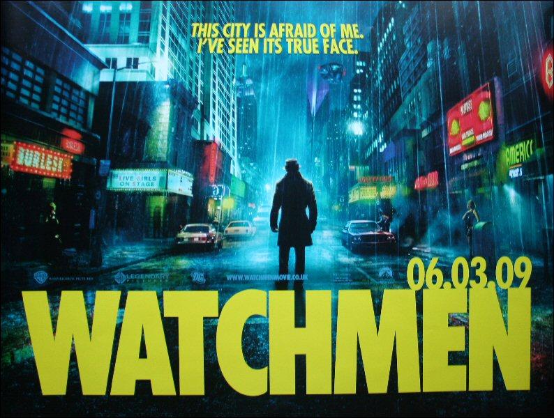 Watchmen 2009 Movie Reviews 101