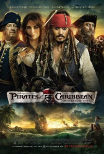 pirates of the caribbean ordning