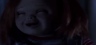 Chucky Having a good time