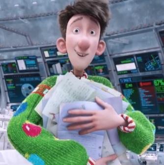 Arthur Christmas Brother.Arthur Christmas 2011 Movie Reviews 101