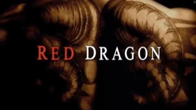 Red Dragon 2002 Movie Reviews 101