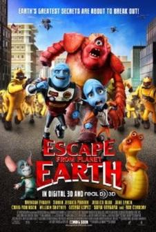 escape plpanet earth