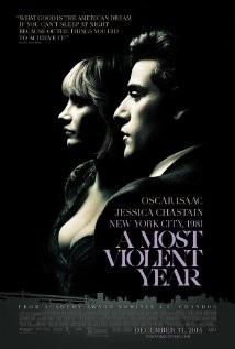 violent year