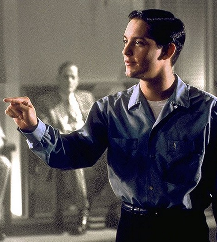 a reaction to change in pleasantville by gary ross Pleasantville_1999-1 - download as pdf file (pdf), text file (txt) or read online scribd is the world's largest social reading and publishing site explore.
