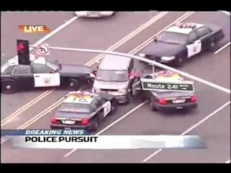 car chase pinless