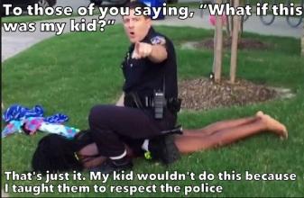 police not listen