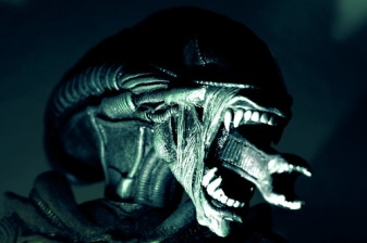 Alien Grin