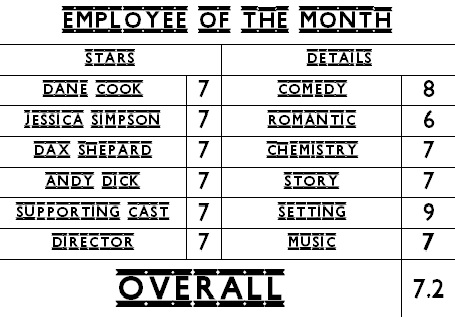 dax shepard weekend employee of the month 2006 movie reviews 101