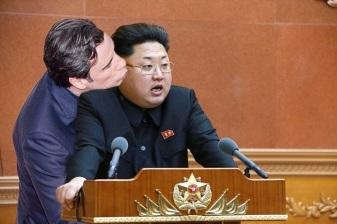 creepy kiss