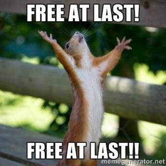 fee at last