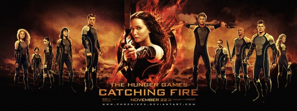 hunge games catching fire