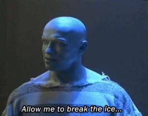 ice breaking