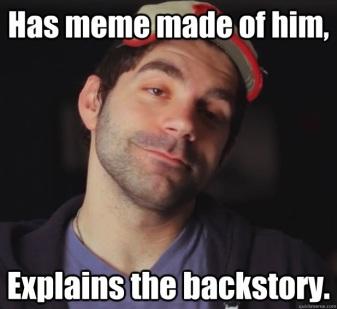 backstory again