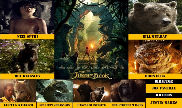 The Jungle Book 2016 Movie Reviews 101