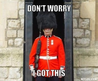 guards needed