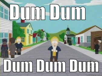 dum dum dum
