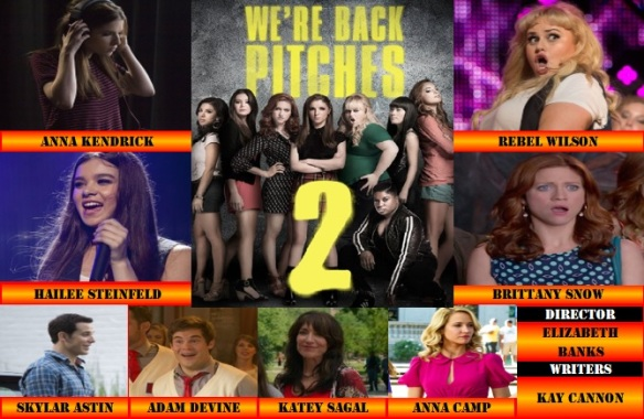 Pitch Perfect 2 2015 Movie Reviews 101