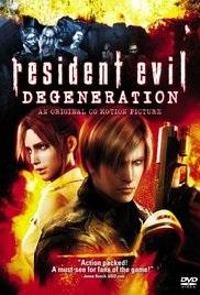 Franchise Weekend Resident Evil Degeneration 2008 Movie