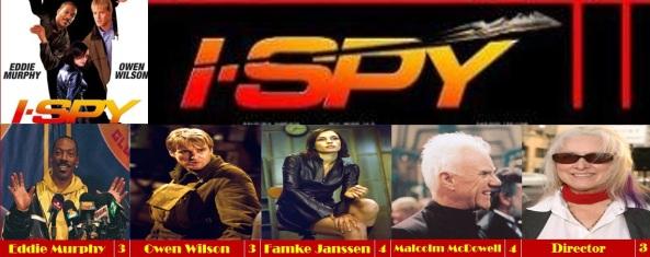 Owen Wilson Weekend I Spy 2002