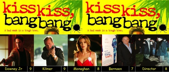 kiss kiss bang bang 2005 movie reviews 101