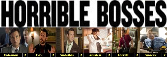 Jason Bateman Weekend Horrible Bosses 2011 Movie Reviews 101