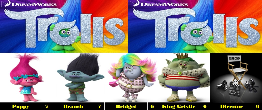 Trolls 2016 Movie Reviews 101