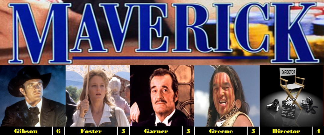 Maverick 1994 Movie Reviews 101
