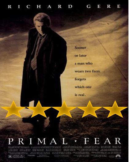primal fear 1996 movie