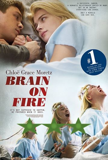 brain on fire movie review