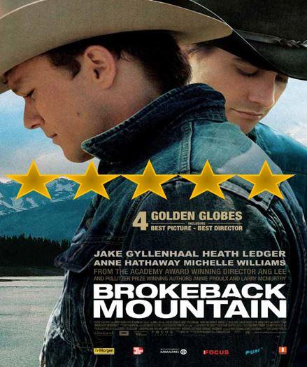 Heath Ledger Weekend Brokeback Mountain 2005 Movie Reviews 101