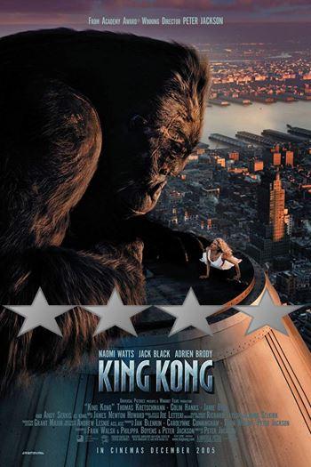 Naomi Watts Weekend King Kong 2005 Movie Reviews 101