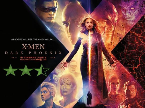 X Men Dark Phoenix 2019 Movie Reviews 101