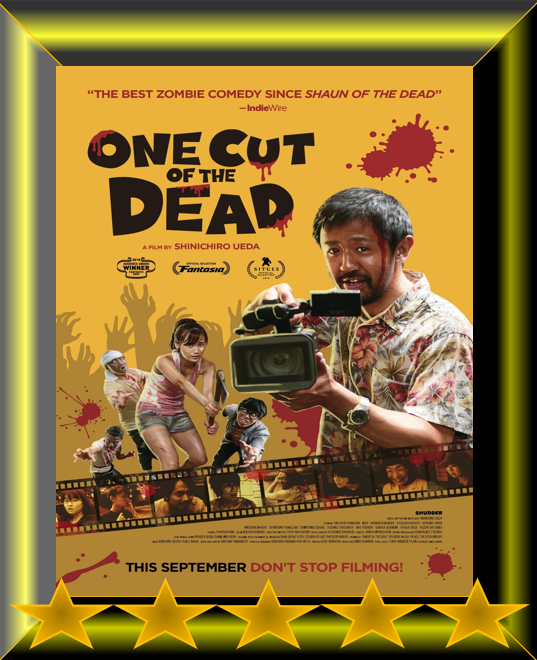 One Cut Of The Dead (2017) Movie Review