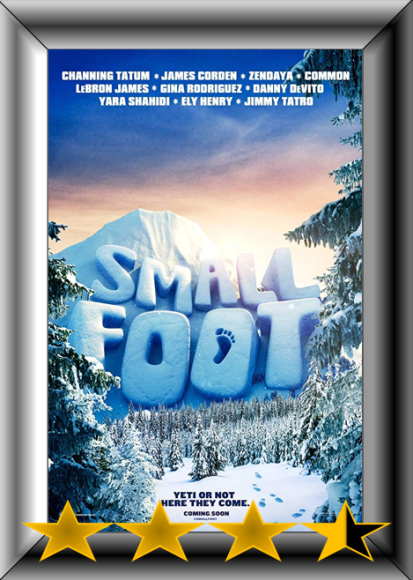 Abc Film Challenge Animation S Smallfoot 2018 Movie Reviews 101