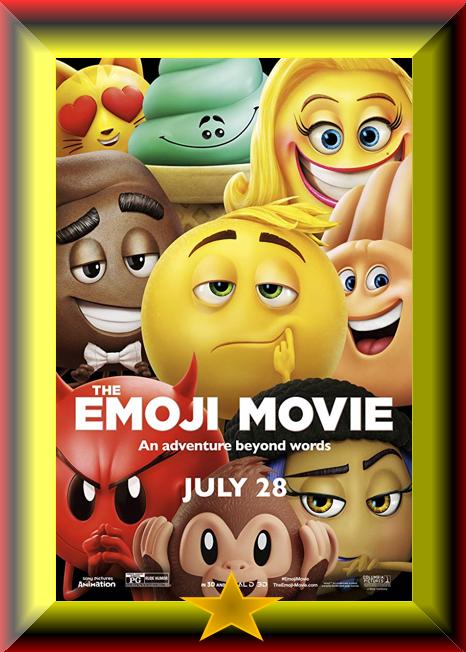 Abc Film Challenge Animation E The Emoji Movie 2017 Movie Review Movie Reviews 101