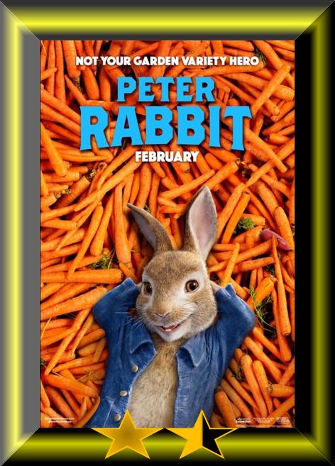 Rose Byrne Weekend Peter Rabbit 2018 Movie Review Movie Reviews 101
