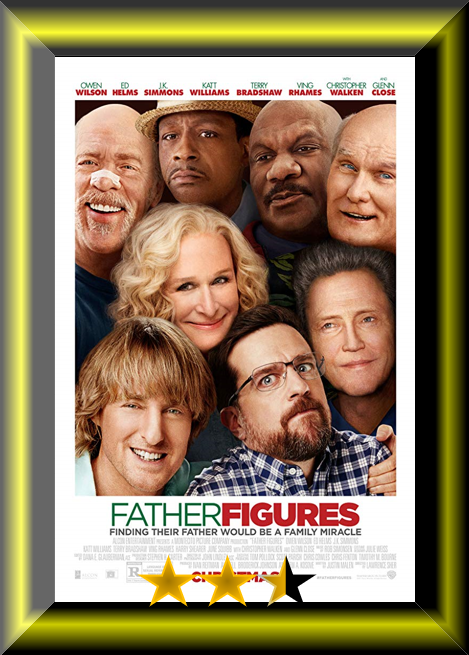 Father Figures (2017) Movie Review