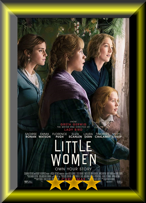 Little Women 2019 Movie Review Movie Reviews 101