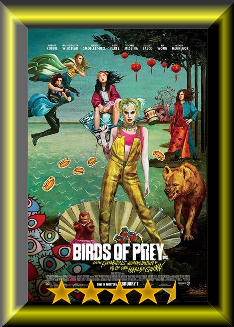 Birds Of Prey 2020 Movie Review Movie Reviews 101
