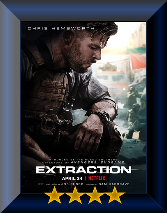 Extraction 2020 Movie Review Movie Reviews 101