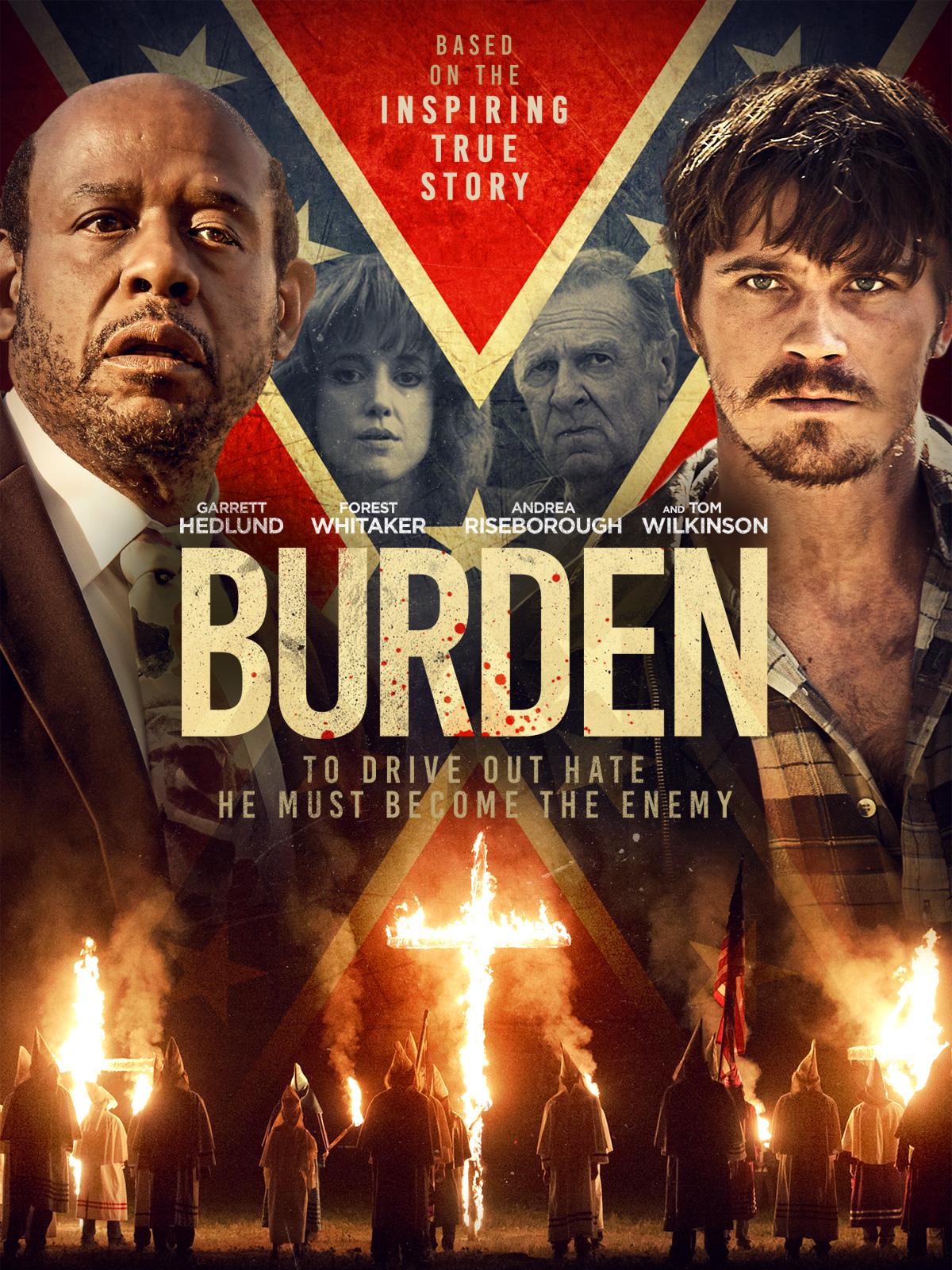 Burden 2018 Movie Review  Movie Reviews 101
