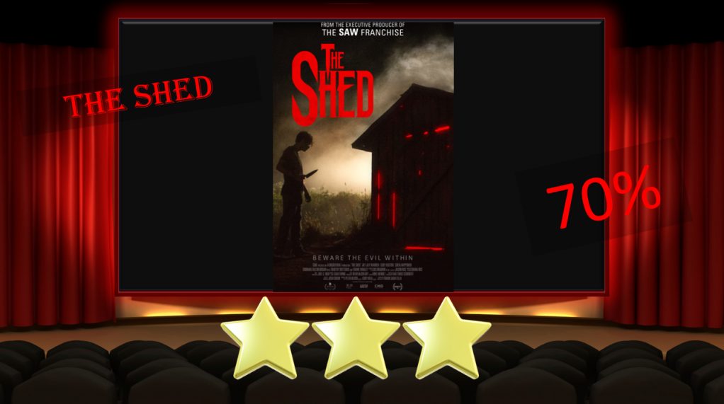 Shed (2019) Movie Review