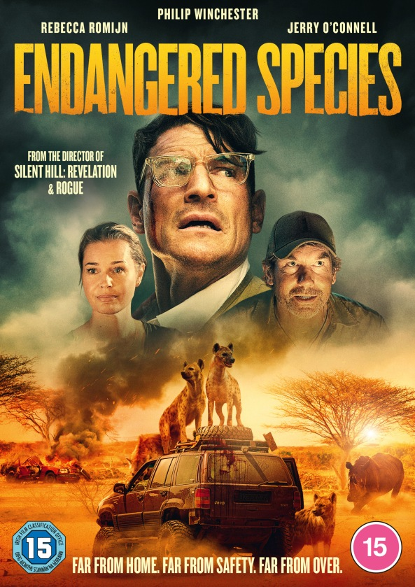 Endangered Species (2021) Movie Review